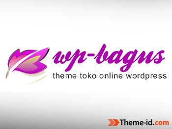 wp-bagus WordPress theme