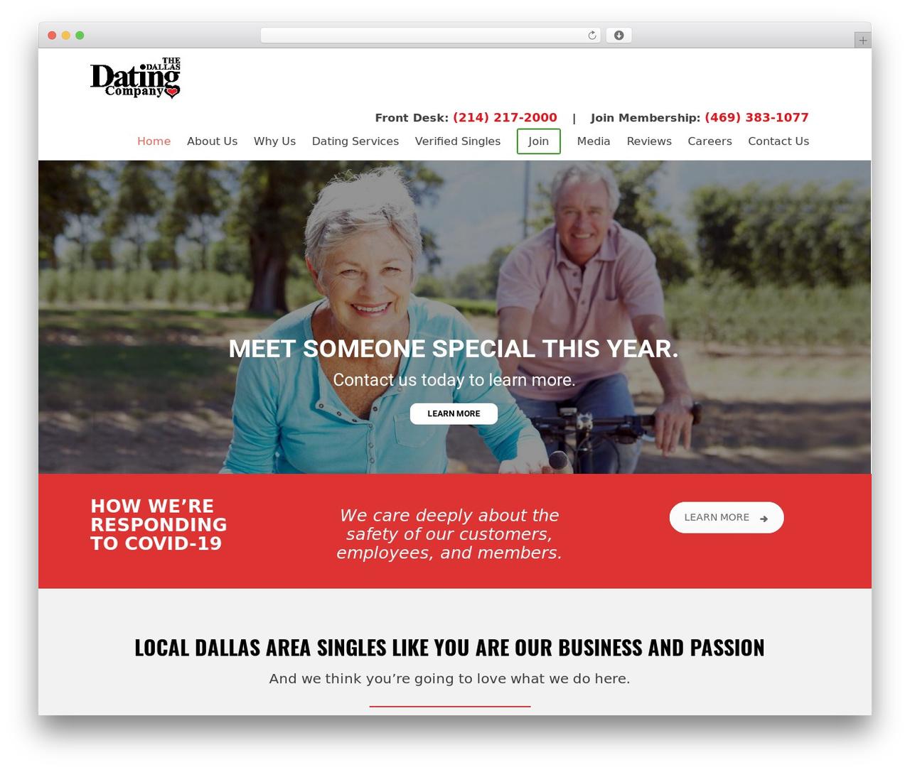 dallas dating services