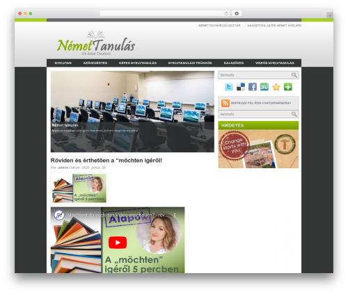 iEducation premium WordPress theme - nemet.dolgok.com