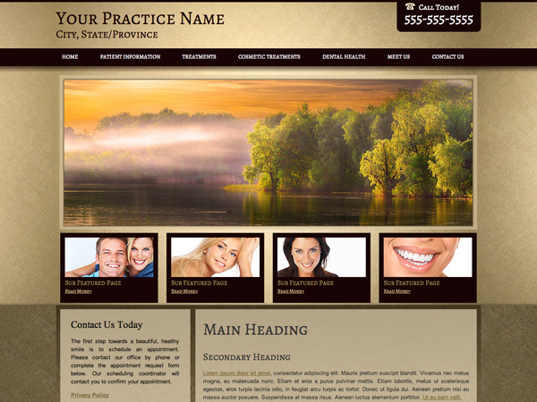 Template #2058 WordPress template
