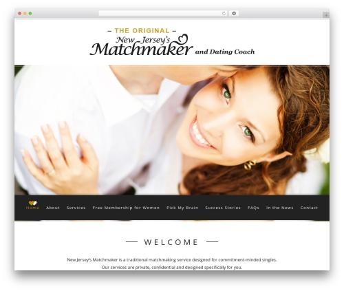 Theme WordPress cherry - newjerseysmatchmaker.com
