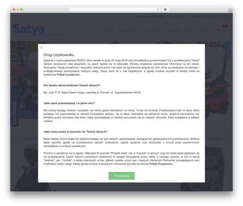 Free WordPress Companion Sitemap Generator plugin - satya.pl