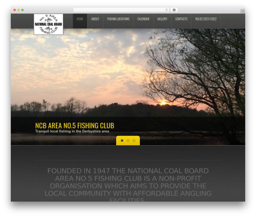 theme1862 WordPress theme - ncbno5areafishingclub.co.uk