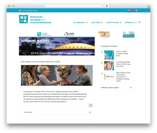 WordPress theme Jupiter - nvvk.org