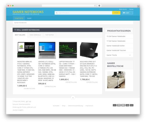 WooCart by mythemeshop WordPress shop theme by mythemeshop - page 11