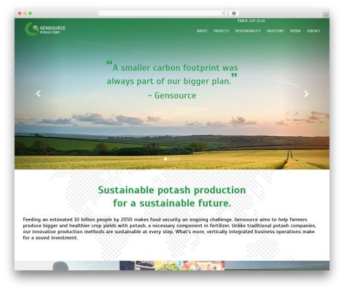 WP Starter WP template - gensourcepotash.ca