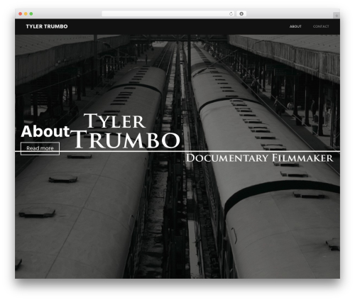 WordPress gallery-video plugin - tylertrumbo.com
