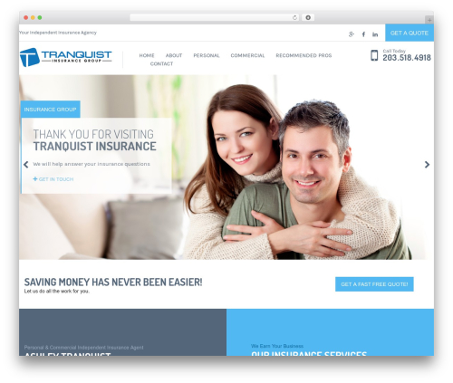 Free WordPress GS Logo Slider plugin - tranquistinsurance.com