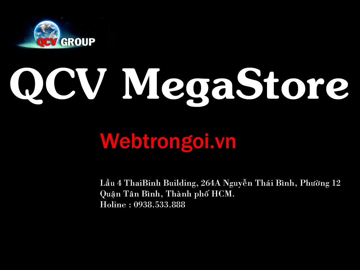 QCV MegaStore best WooCommerce theme