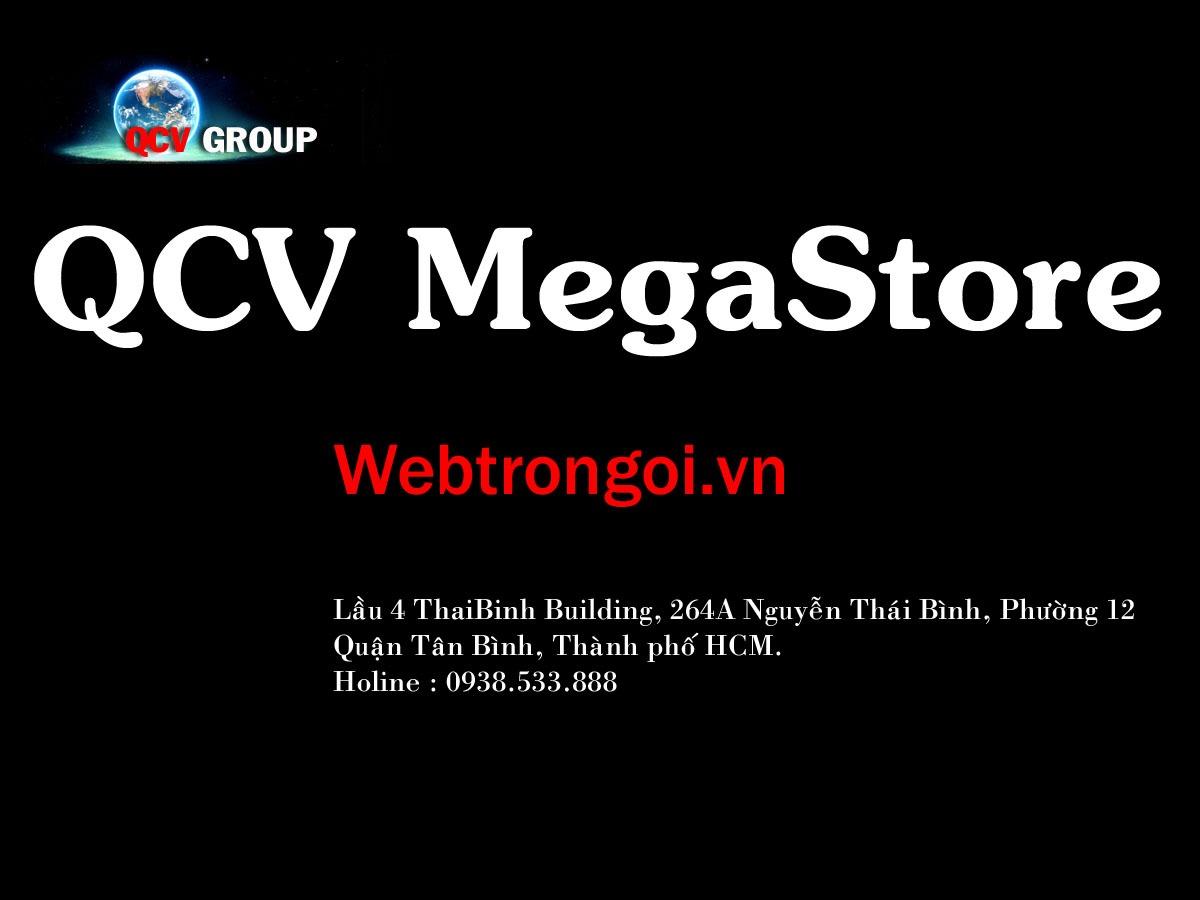 QCV MegaStore best WooCommerce theme