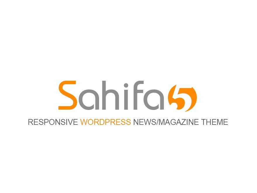 Sahifa 5.2.2 WordPress news template