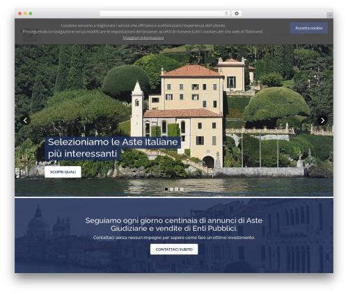 Template WordPress NOO Citilights - tokinvest.com