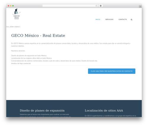 Akal best real estate website - gecomexico.com.mx