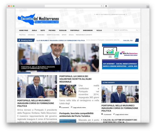 Free WordPress Image Watermark plugin - gazzettadelmediterraneo.it