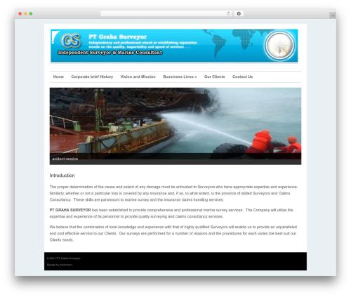 Ultra Business Wordpress Theme best WordPress theme - grahasurveyor.com
