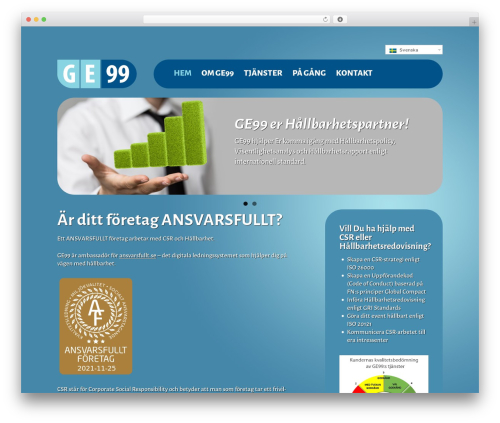 Best WordPress template Altefur - ge99.se