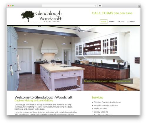 Virtue WordPress free download - glendaloughwoodcraft.ie
