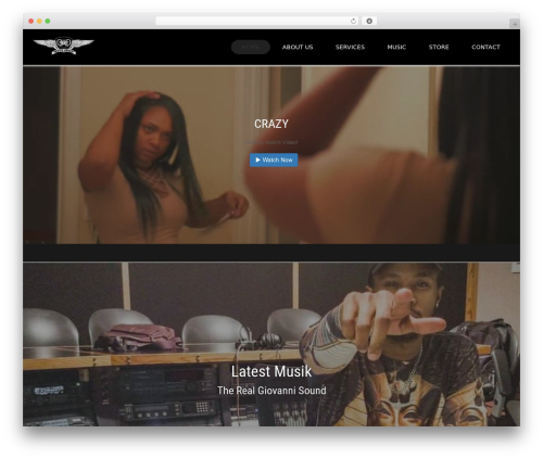 Clean Lite theme free download - giovannimusicgroup.com