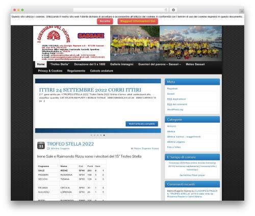 Free WordPress WP-FlashTime Widget plugin - guerrieridelpavone.net