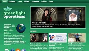 Greenlight Theme WordPress magazine theme