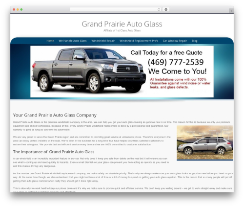 Best WordPress theme Preference Lite - grandprairieautoglasstx.com