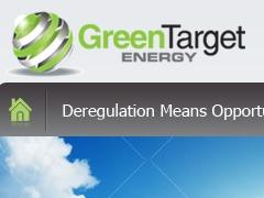 Green Target Energy best WordPress template