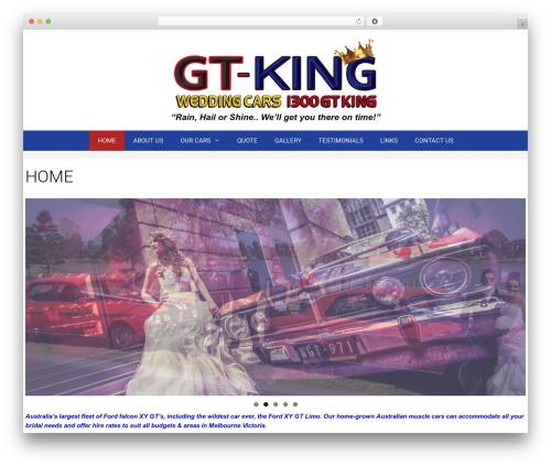 GeneratePress theme free download - gtking.com.au