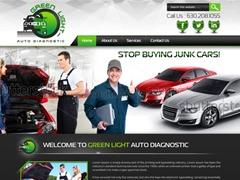 Green_Light_Auto_Diagnostic WordPress theme