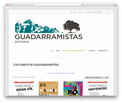 Free WordPress WooCommerce Widget Product Slider plugin - guadarramistas.com