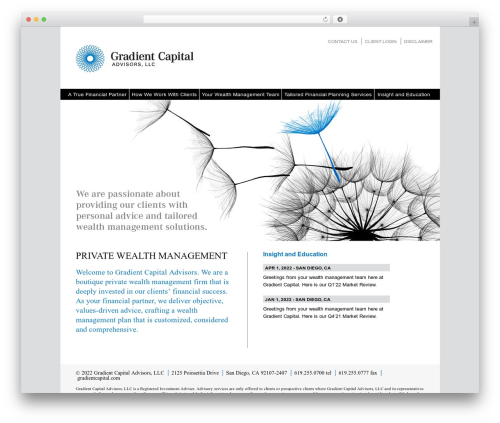 Free WordPress WP Mailto Links – Manage Email Links plugin - gradientcapitaladvisors.com