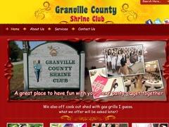 granvilllecountry WP template