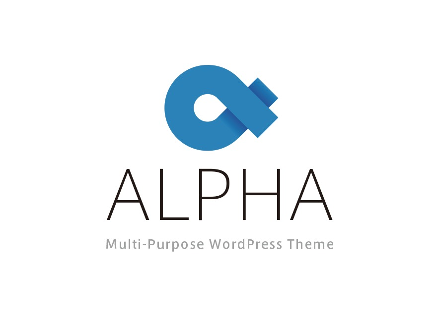 Alpha Child WordPress theme