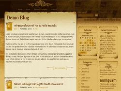 Aspire WordPress blog theme