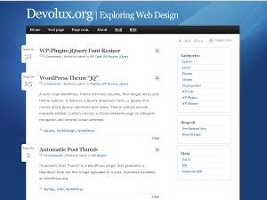 Best WordPress theme jQ