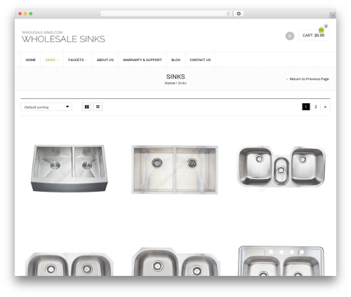 WordPress screets-chat plugin - wholesale-sinks.com/product-category/sinks