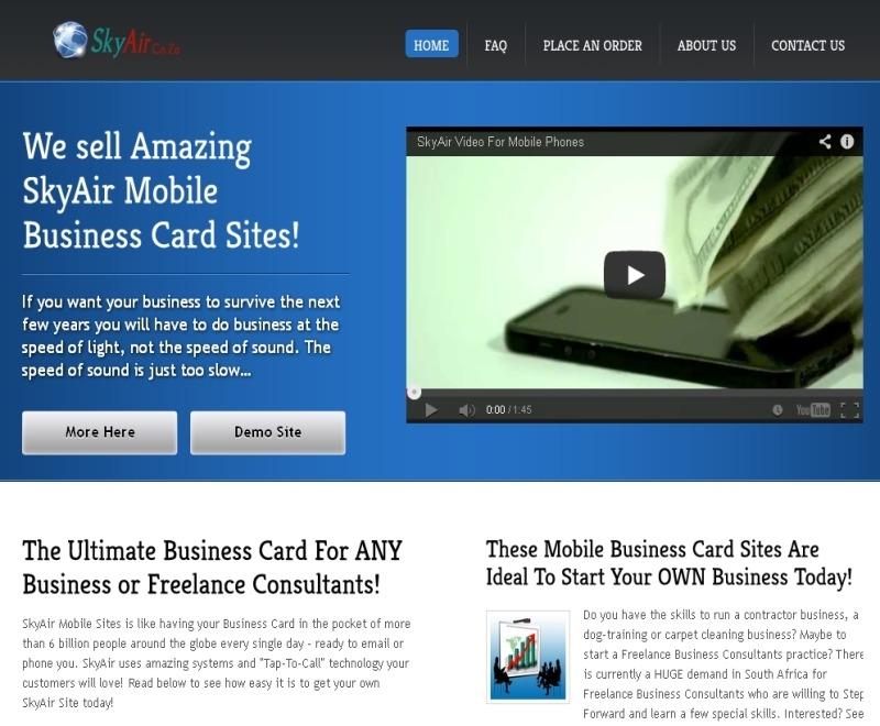 Best WordPress theme SkyAir Pro Responsive Theme by 10tx5.com