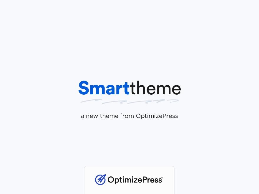 Best WordPress theme SmartTheme