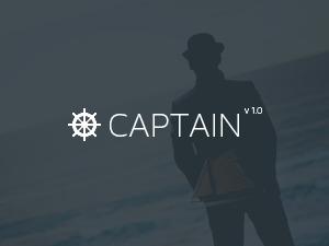 Captain best WordPress video theme