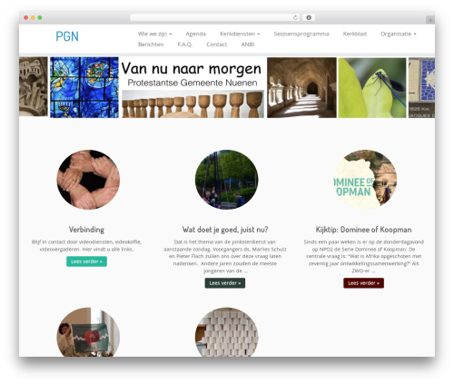 Free WordPress MailPoet Newsletters (Previous) plugin - wp.pgn-nuenen.nl