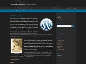deCoder top WordPress theme