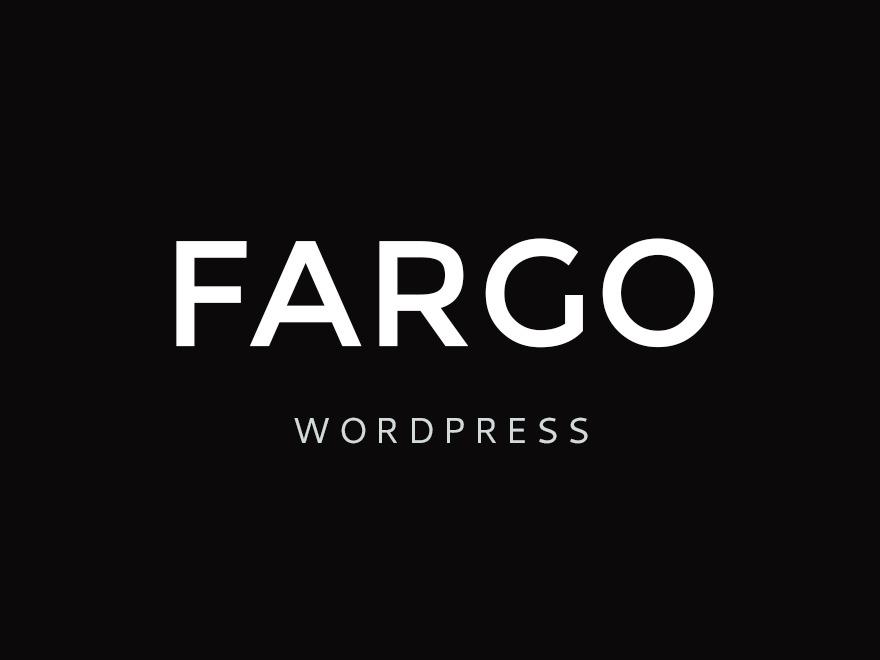 Fargo WordPress theme