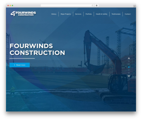 WordPress collision-testimonials plugin - fourwindsconstruction.com