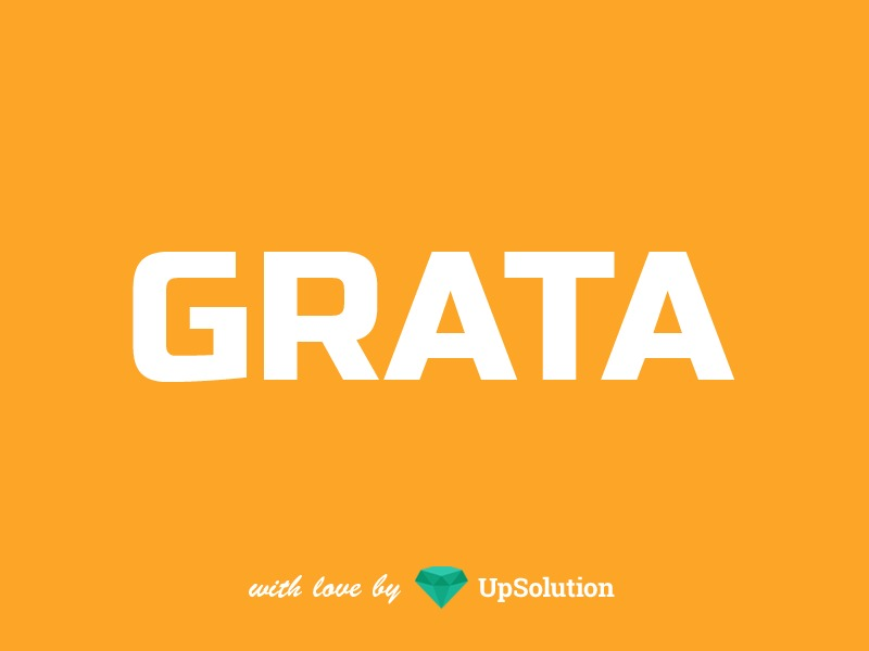 GRATA best WordPress theme