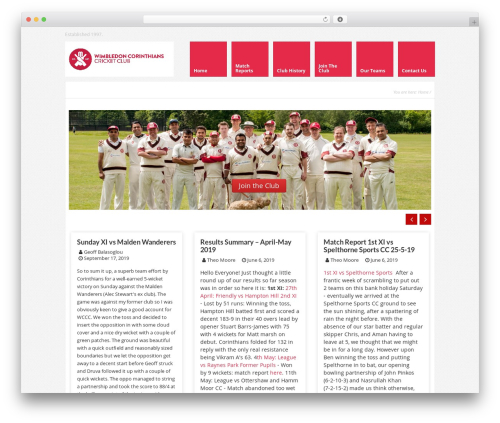 Free WordPress Team WD – a responsive team/staff showcase plugin plugin - wimbledoncorinthians.org.uk