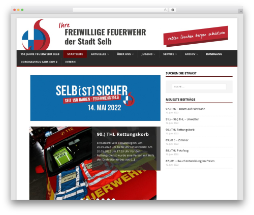 Free WordPress Shariff for WordPress plugin - feuerwehr-selb.de
