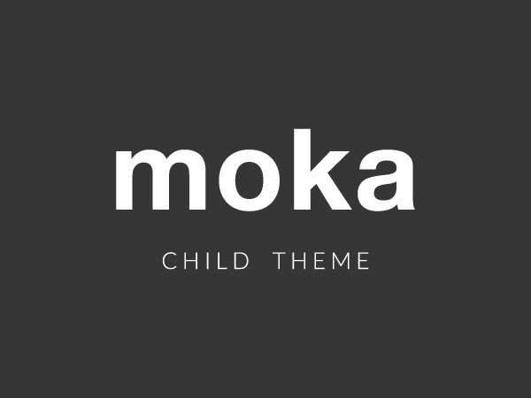 Moka Child premium WordPress theme