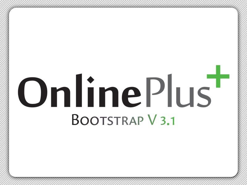 OnlinePlus Bootstrap theme WordPress