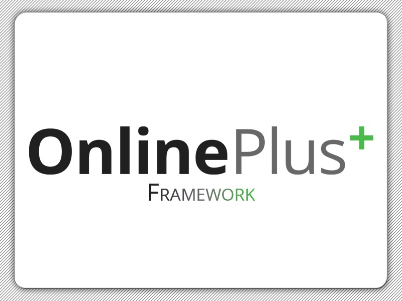 OnlinePlus Framework WP theme