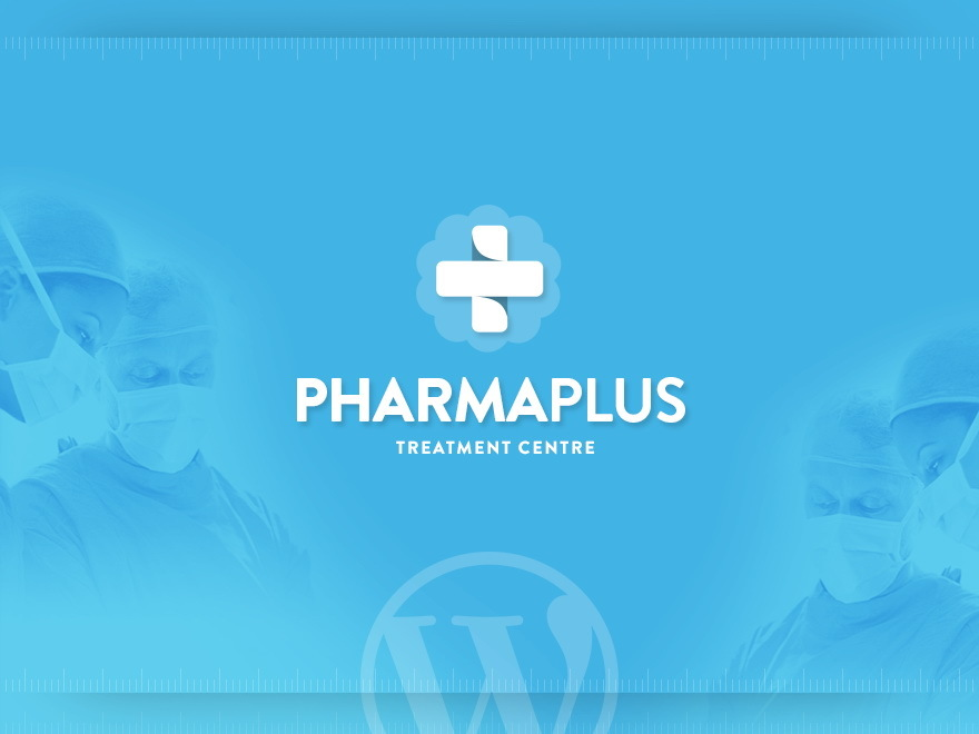 PHARMAPLUS wallpapers WordPress theme