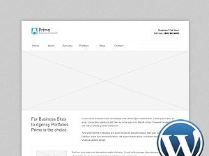 Primo WP WordPress theme